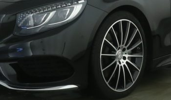 MERCEDES-BENZ S500 COUPE 4MATIC full