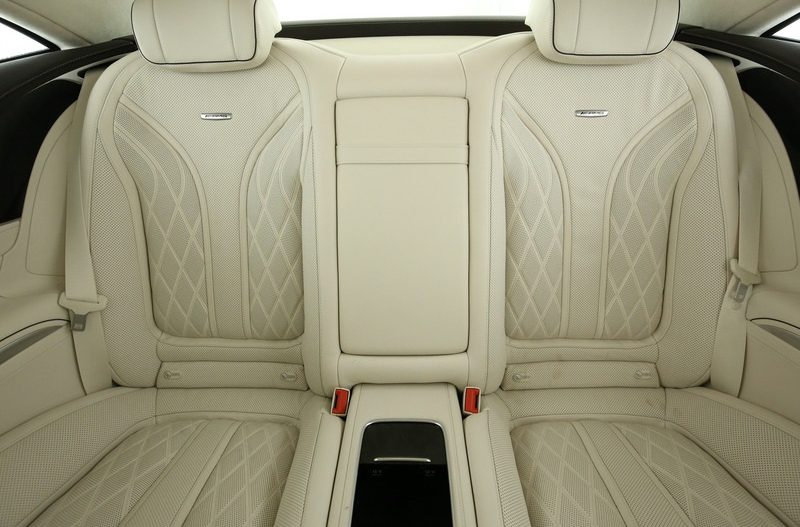 MERCEDES-BENZ S63 AMG 4M COUPE full