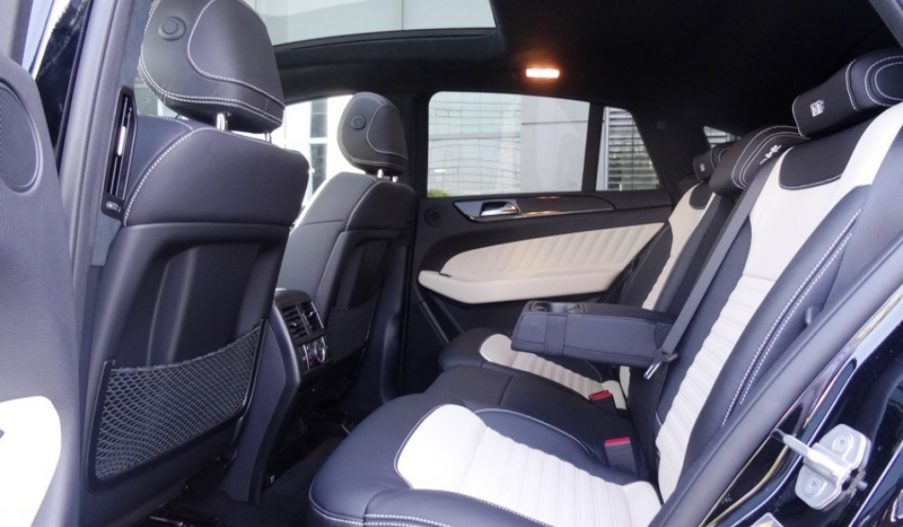 MERCEDES-BENZ GLE 350 d 4MATIC Coupe full