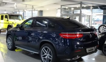MERCEDES-BENZ GLE 400 4MATIC Coupe full