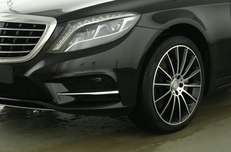 Mercedes-Benz S 350 d 4M L full