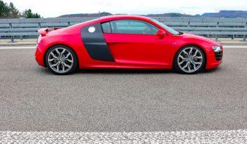 Audi R8 Coupe 5.2 FSI quattro 600 PS ABT TUNING full