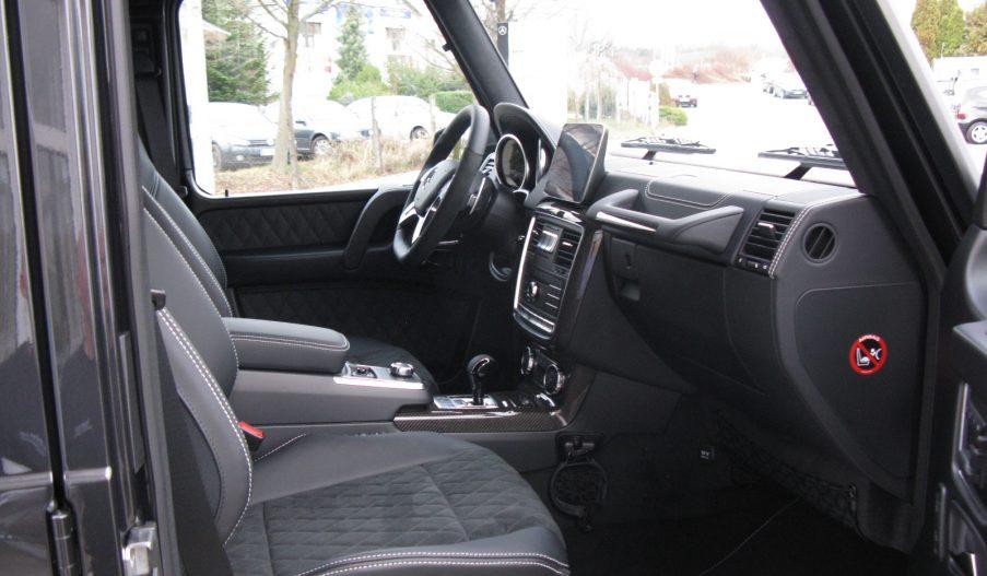 Mercedes G500 full
