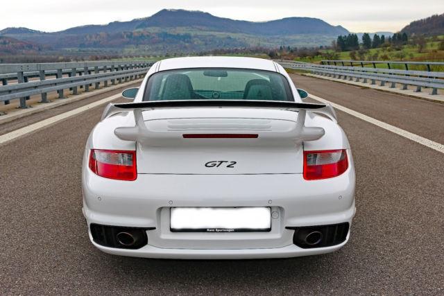 Porsche 997 GT2 full